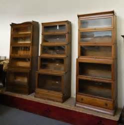 Globe Wernicke Sectional Bookcase Globe Wernicke Tall Oak Stacking Bookcase Sectional