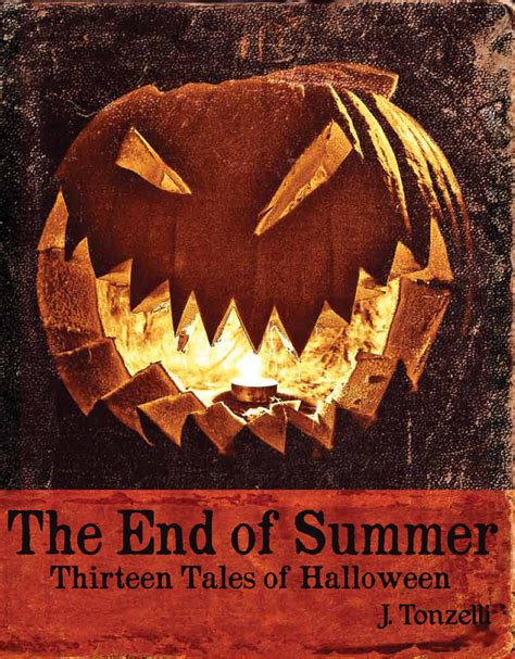 The End Of Summer 2013 Grimm Reviewz Thirteen Tales Of Halloween Available Now