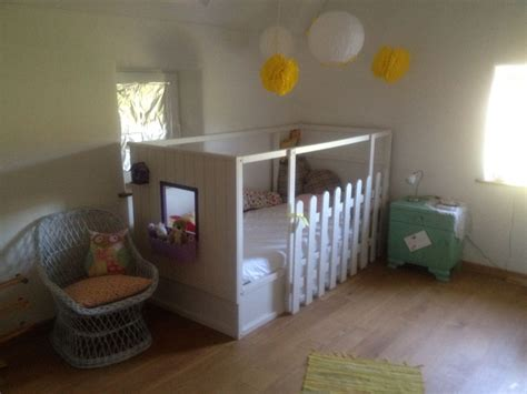 Ikea Kura Ideen by Kura Bett Gepimpt Ikea Hack It Kinderzimmer