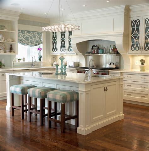 Kitchen With Island Ideas Stunning Diy Kitchen Island Decorating Ideas Gallery In Kitchen Traditional Design Ideas