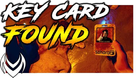 yacht keycard the forest finding the key card madd hard 17 youtube