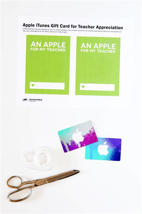 id card template free for mac appreciation itunes gift card free printable