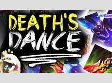 SirhcEz - NEW BROKEN BUILD DEATH'S DANCE NASUS INSANE ... Lifesteal Nasus