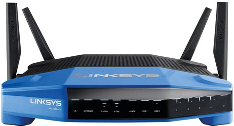 Wifi Router Linksys linksys 1900acs linksys wrt1900acs dual band wi fi router