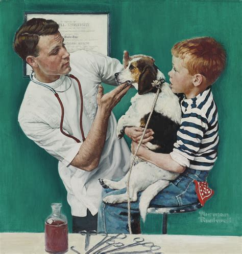 rockwell norman graphic design illustration the list