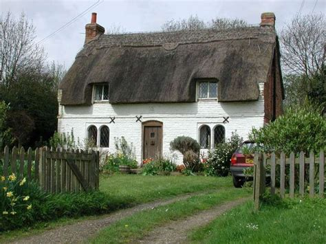 English Thatched Cottage Fairytale Cottages Thatched Cottage House Plans