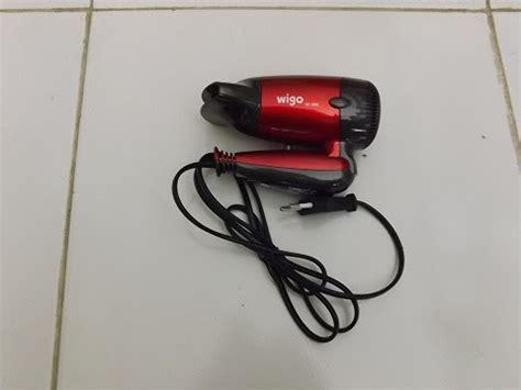 Dryer Wigo Mini W 350 Foldable Hairdryer W350 Original karno cimahi hair mini wigo 350 w bisa dilipat praktis
