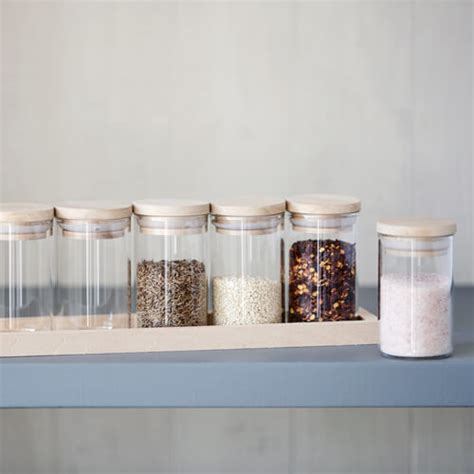 pantry spice jar set  gifts australia  home cook mums