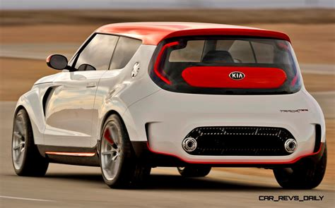 Concept Kia 2012 Kia Trackster Concept Is Widebody Soul Coupe With 250hp