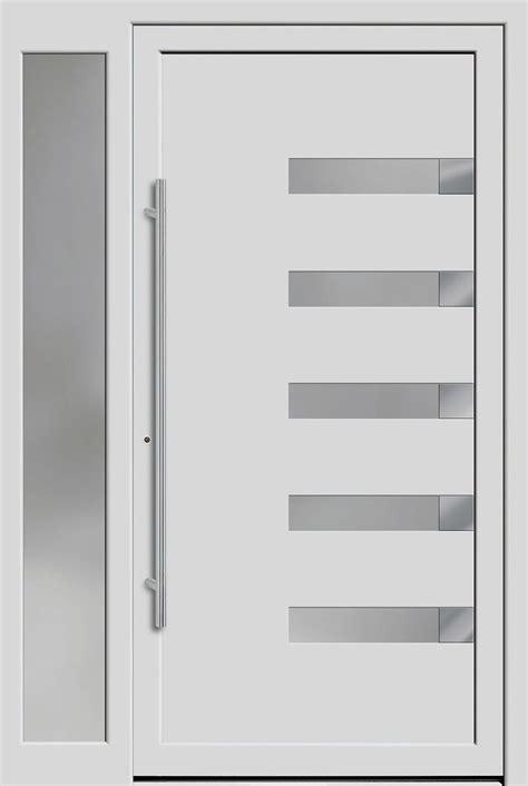 porte entree pvc renovation les portes pvc et verre domofen de fabrication suisse