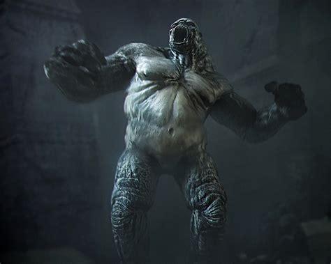 3d Troll 3d character cave troll 3d photoshop