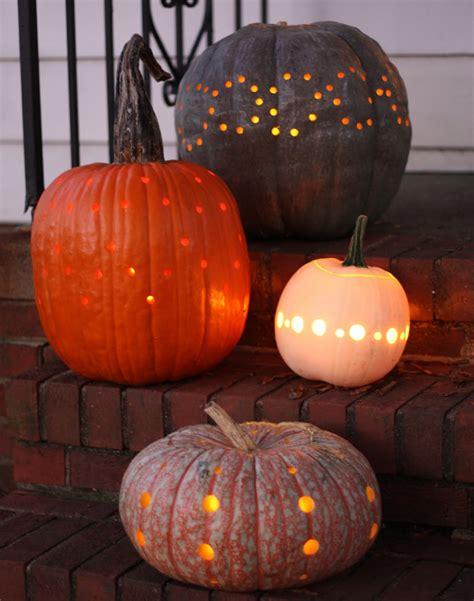 17 apart how to drilling pumpkins - Drilled Pumpkins