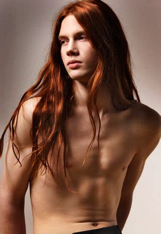 long haired male models worlds male models real long hair styles my blog