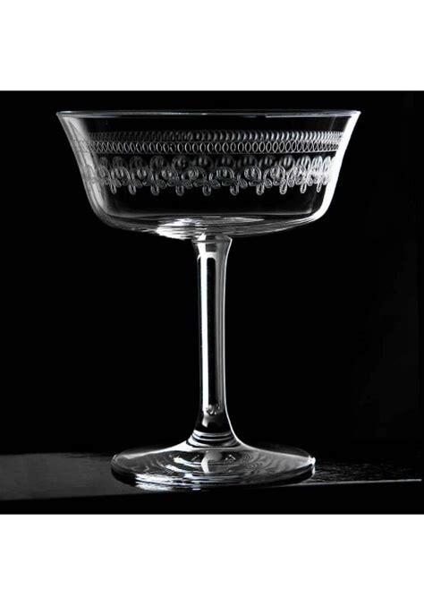 retro fizz  cocktail glass glassware pro bar