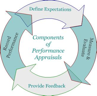 performance appraisal diagram performance appraisal