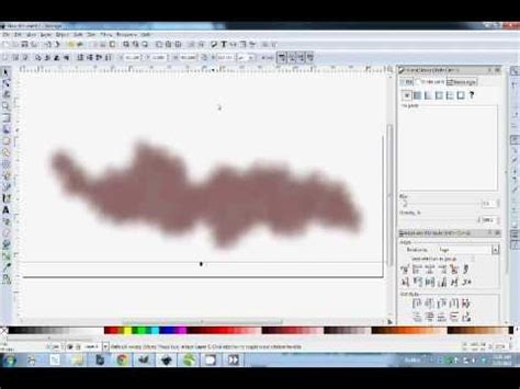 inkscape tutorial on youtube tutorial creating smoke in inkscape youtube
