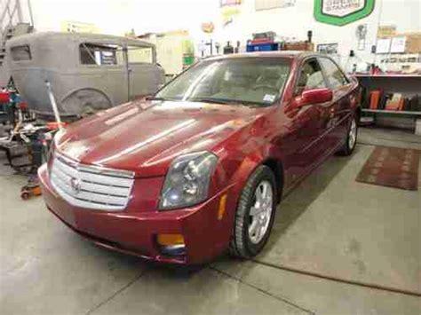 2007 cadillac cts gas mileage buy used 2007 cadillac cts base sedan 4 door 3 6l low