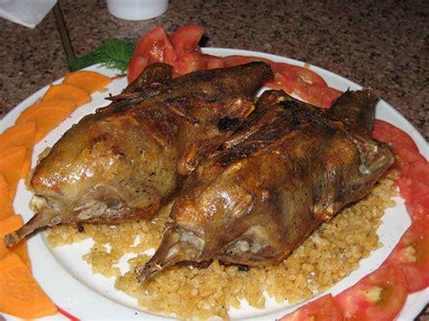 pigeon cuisine pigeon