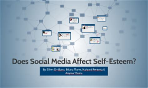 thesis about social media and self esteem does social media affect self esteem by anyssa ybarra on prezi