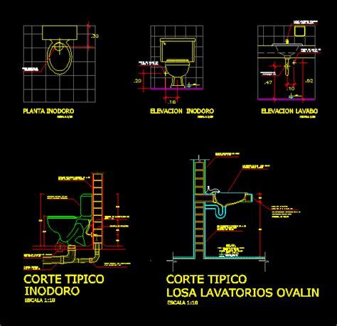 toilet layout cad block plumbing labatory toilet dwg block for autocad