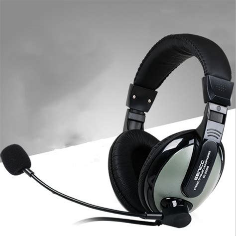 Headphone Headset Mic Microphone Gaming B9 new stereo headset headphones headset with a microphone 3 5 mm t ebay