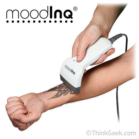 moodinq programmable tattoo system thinkgeek