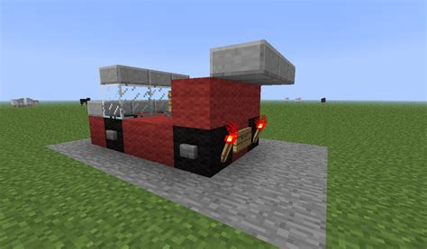 minecraft truck minecraft car download minecraft project
