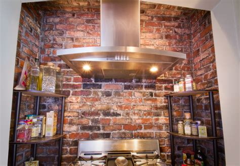How To Tile A Backsplash In Kitchen by Photos Of Vintage Brick Veneer