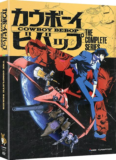 cowboy film box set dvd kopen cowboy bebop complete collection dvd box set
