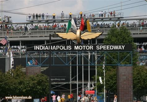 Rev It Up At Indianapolis Motor Speedway by Indiana