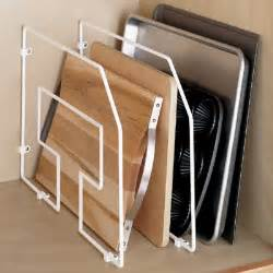 Kitchen Cabinet Divider Organizer 12 Quot Tray Divider The Container Store