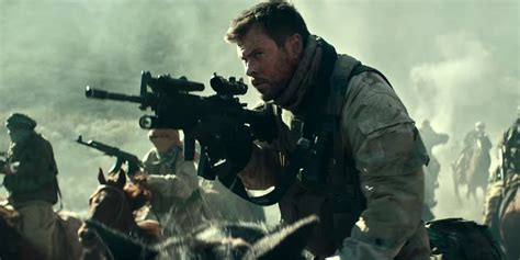 film perang true story 12 strong gets a second trailer lrmonline