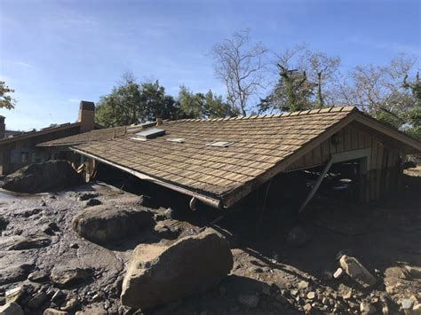 Search For In California The Search Goes On For California Mudslide Victims As Toll Stands At 17