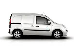 Electric Renault Kangoo Renault Kangoo Z E Professional Builder Electric Cars