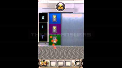 100 Floors Escape 89 by 100 Doors Floors Escape Level 89 Walkthrough Guide
