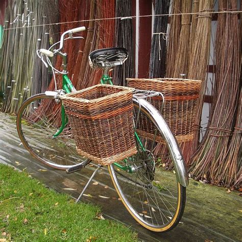 bike basket for bicycle with baskets bicycles
