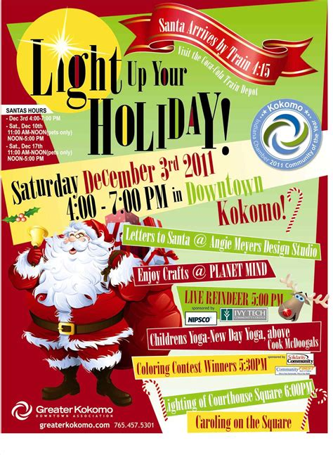 christmas decoration compitition door decorating contest flyer billingsblessingbags org