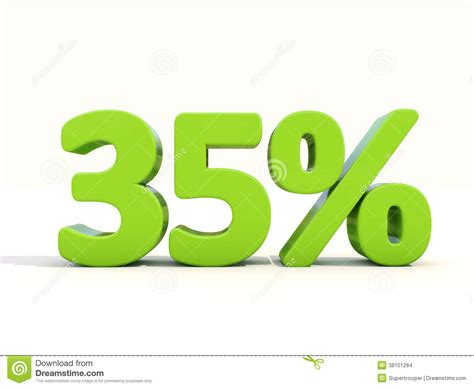 get 35 royalty free stock images from bigstock 35 percentage rate icon on a white background stock photo