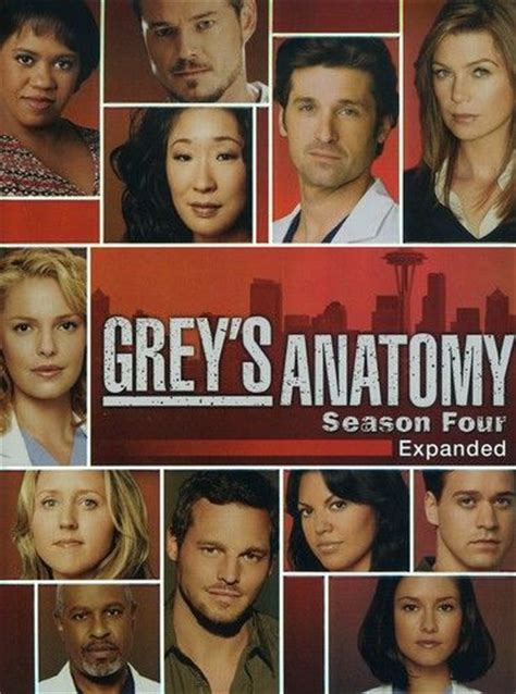 More Greys Anatomy Drama by Grey S Anatomy Season 4 Expanded Dvd Anatomy Drama