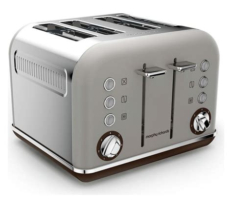 Morphy Richards Toaster Argos buy morphy richards accents special edition toaster pebble at argos co uk your shop