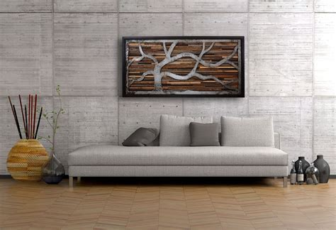 art on wall creative ideas for your own reclaimed wood wall art
