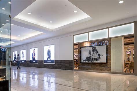 layout of lenox mall lenox square randy burkett lighting design