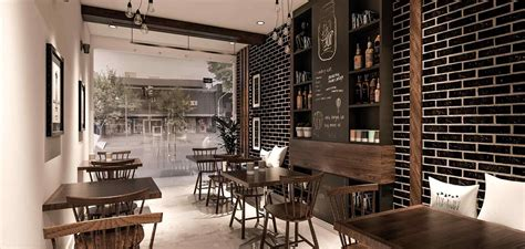 hotel coffee shop design the images collection of 3d d illustration stock home