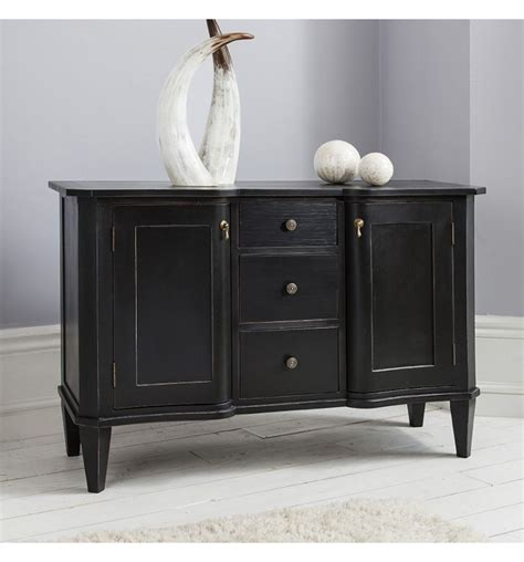 sideboards glamorous black sideboard table buffet table