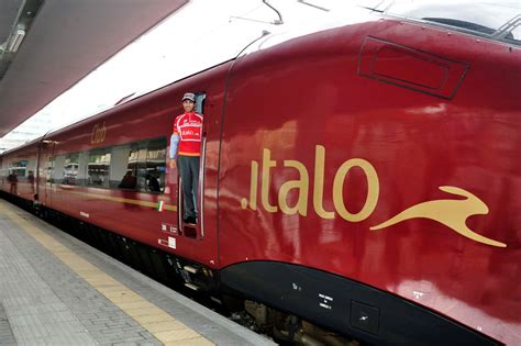 italo treno interno italo treno con lo sconto per il family day scatta