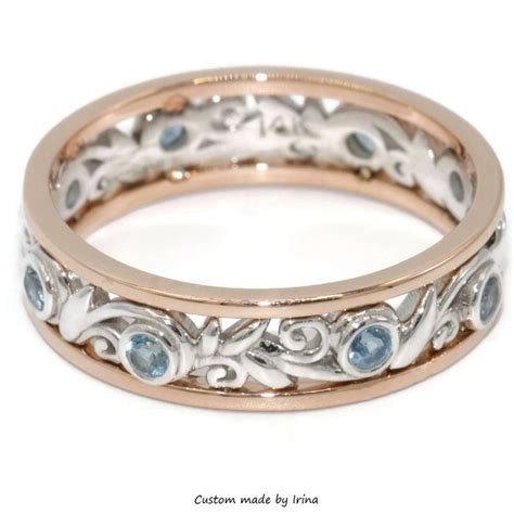 Handmade Eternity Rings - best 25 handmade wedding rings ideas on