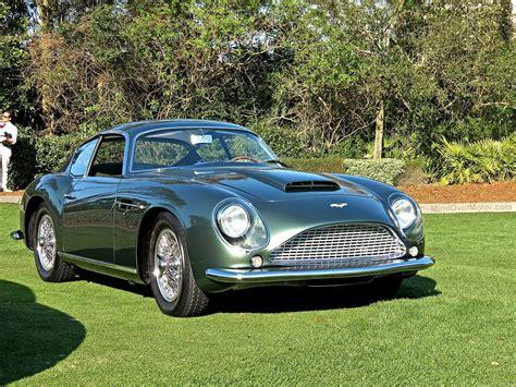 Aston Martin Of Island by Aston Martin Db4 Gt Zagato At Amelia Island Mind Motor