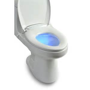 Toilet Seat Bidet Reviews Brondell Lumawarm Heated Nightlight Toilet Seat Toilet