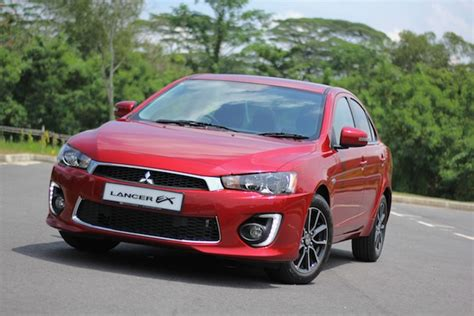 Mitsubishi Lancer Ex Review Like A Rolling Stone