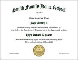 home school diploma home school diplomas diploma replacements
